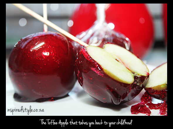 The Toffee Apple