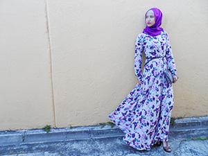Floral Dress Saara resized